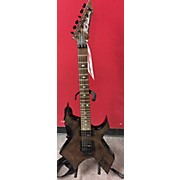 B.C. Rich Warlock Plus With Floyd Rose Solid Body Electric Guitar
