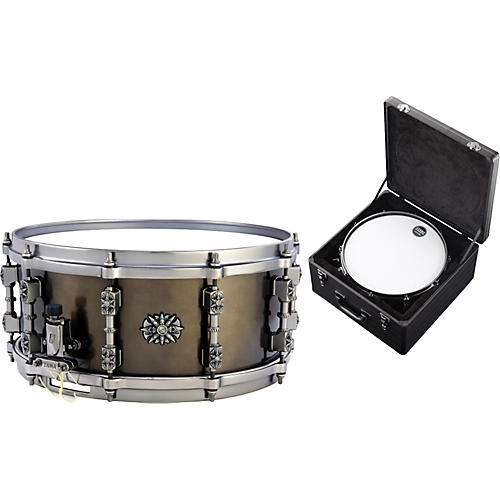 Tama Warlord Collection Praetorian Snare Drum with Case  6