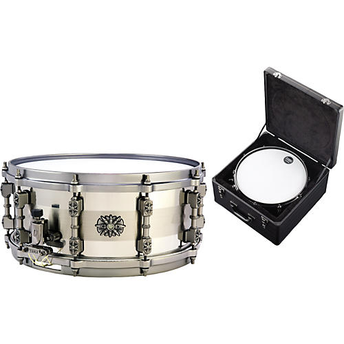 Tama Warlord Collection Spartan Snare Drum with Case