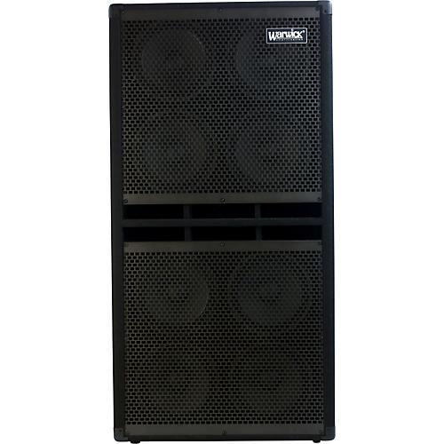 Warwick Warwick 8X10 800W/4 Ohm Bass Speaker Cabinet