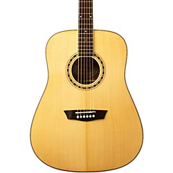 Washburn WD 10S Dreadnought Acoustic Guitar
