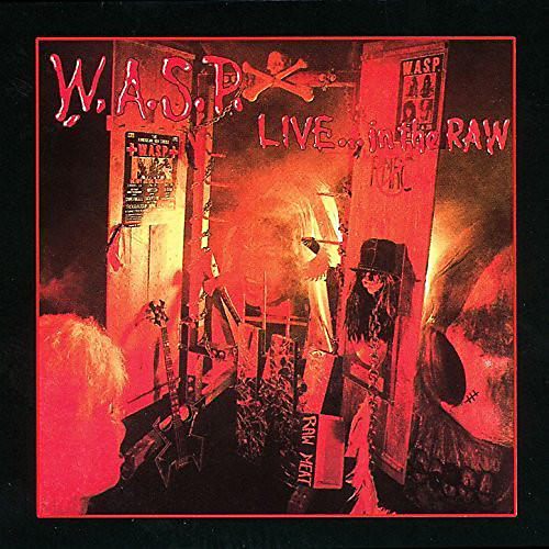 Alliance Wasp - Live In The Raw