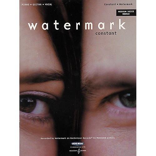 Word Music Watermark - Constant Piano/Vocal/Guitar Songbook