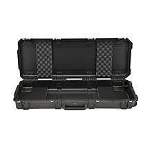 "SKB Waterproof Injection Molded 61-Note Keyboard Case Level 1  40"" x 13 1/2"" x 4"""