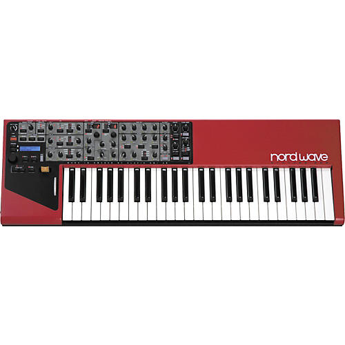 Nord Wave Wavetable Synthesizer-thumbnail