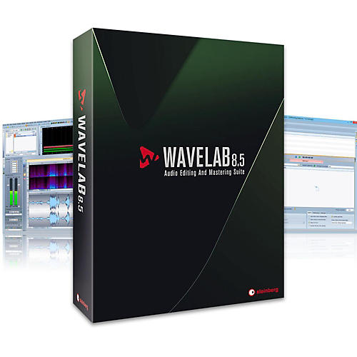 Steinberg WaveLab 8.5 Update from Wavelab 7