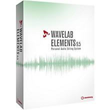 Steinberg WaveLab Elements 9.5 Upgrade from WaveLab Elements 7