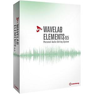 Steinberg WaveLab Elements 9.5 by Steinberg