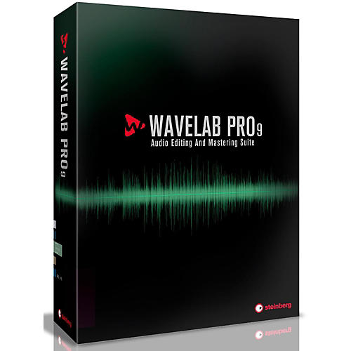 Steinberg WaveLab Pro 9 Upgrade from WaveLab Elements 7/8/9-thumbnail
