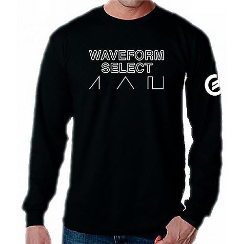 Moog Waveform Long Sleeve T-Shirt XX Large