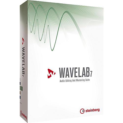 Steinberg Wavelab 7 Educational