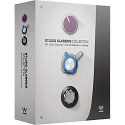 Waves Studio Classics Collection Native Plug-Ins