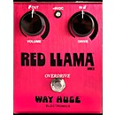 Way Huge Electronics Way Huge Red Llama Overdrive Guitar Effects Pedal (WHE203)