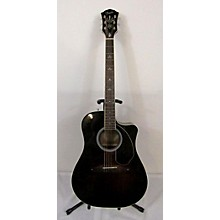 Fender Wayne Kramer Dreadnought Acoustic Electric Guitar