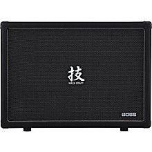 "Boss Waza 212 - 2x12"" Guitar Amplifier Cabinet"