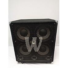 Warwick Wca411pro Bass Cabinet
