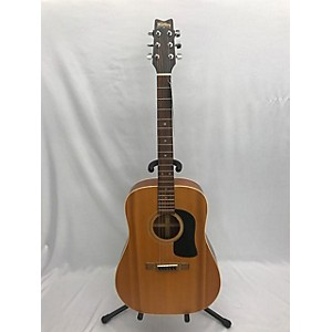 Pre-owned Washburn Wd20s Acoustic Guitar by Washburn