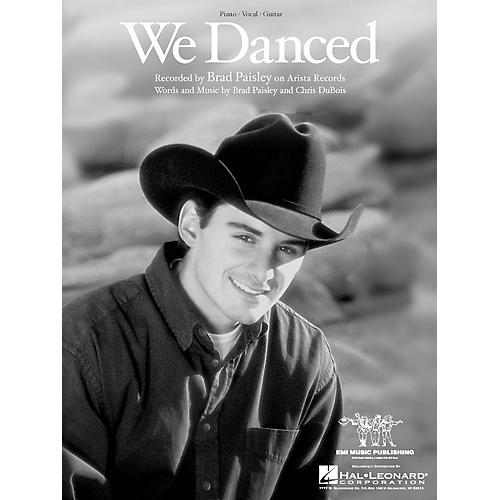 Hal Leonard We Danced-thumbnail