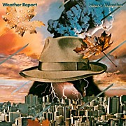 RED Weather Report - Heavy Weather LP