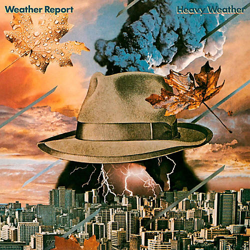 RED Weather Report - Heavy Weather LP-thumbnail