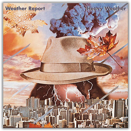 Sony Weather Report - Heavy Weather Vinyl LP