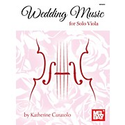 Mel Bay Wedding Music for Solo Viola