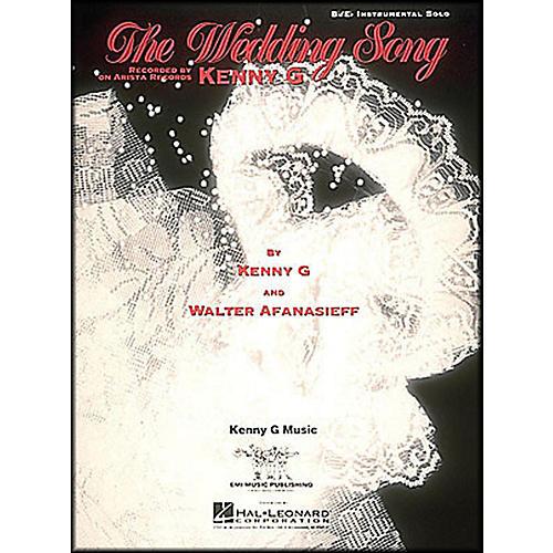 Hal Leonard Wedding Song B Flat & E Flat Instrumental Solo
