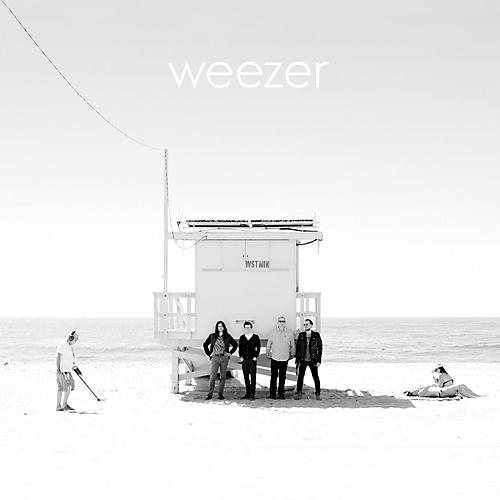 WEA Weezer - Weezer (White Album)(Vinyl Lp W/Digital Download)-thumbnail