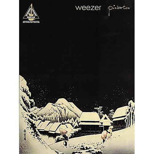 Hal Leonard Weezer Pinkerton Guitar Tab Songbook-thumbnail