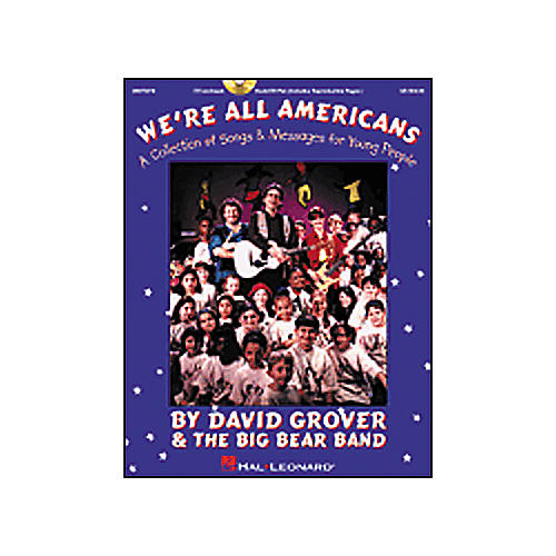 Hal Leonard We're All Americans-A Collection of Songs and Messages For Young People Concert Video