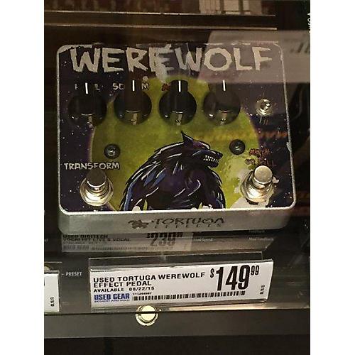 Tortuga Werewolf Effect Pedal-thumbnail