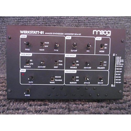 Moog Werkstatt-01 Exciter