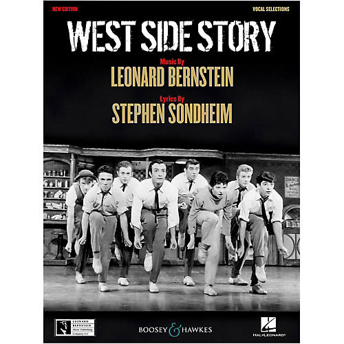 Boosey and Hawkes West Side Story Vocal Selections New Edition Piano/Vocal/Guitar