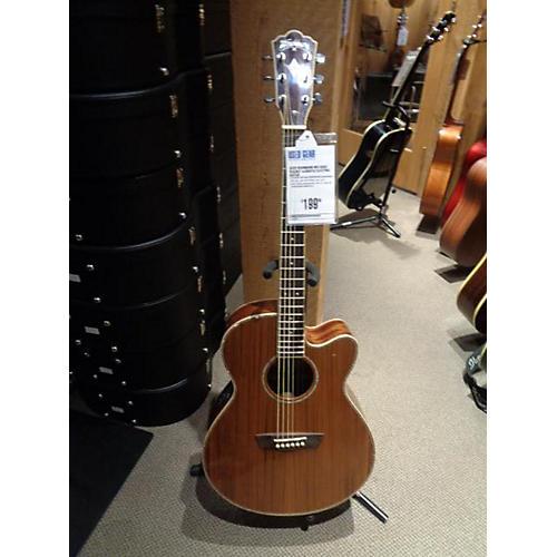 Washburn Wg16sce Acoustic Electric Guitar