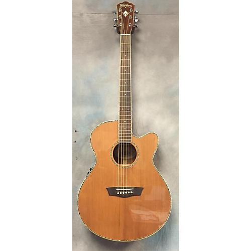 Washburn Wg26sce Acoustic Electric Guitar-thumbnail