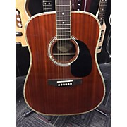 Woods Wg92m Acoustic Guitar