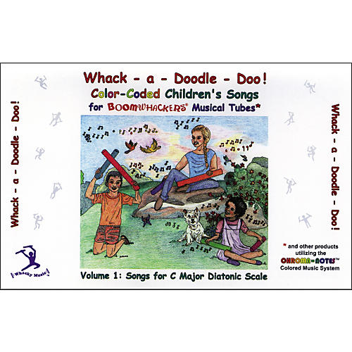Boomwhackers Whack-a-Doodle-Doo! Songbook