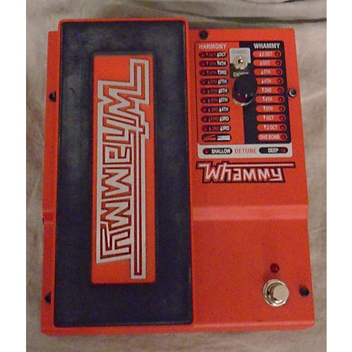 Digitech Whammy DT Drop Tune Effect Pedal-thumbnail