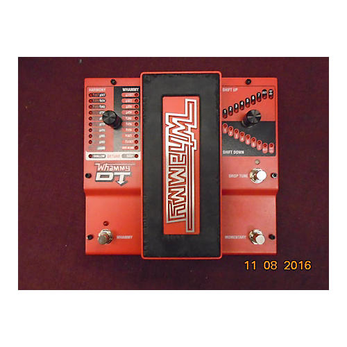 Digitech Whammy DT Drop Tune Effect Pedal