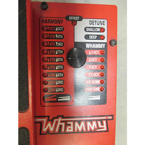 Digitech Whammy IV Reissue Effect Pedal-thumbnail