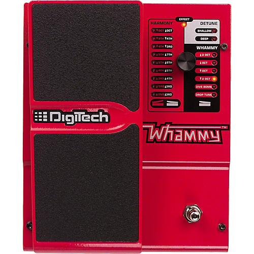 Digitech Whammy Pedal with MIDI Control