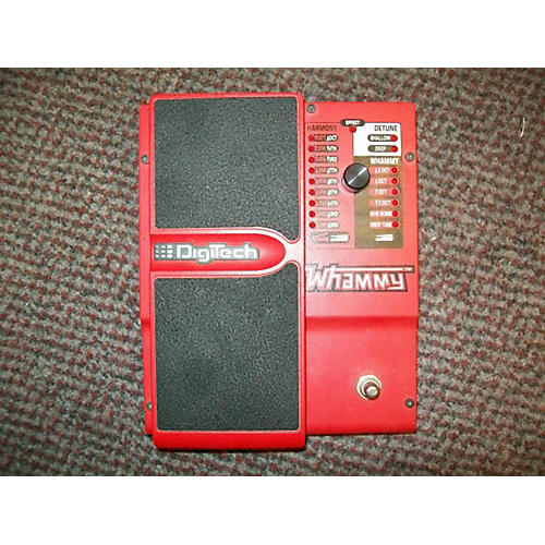 Digitech Whammy Pitch Shifting Effect Pedal