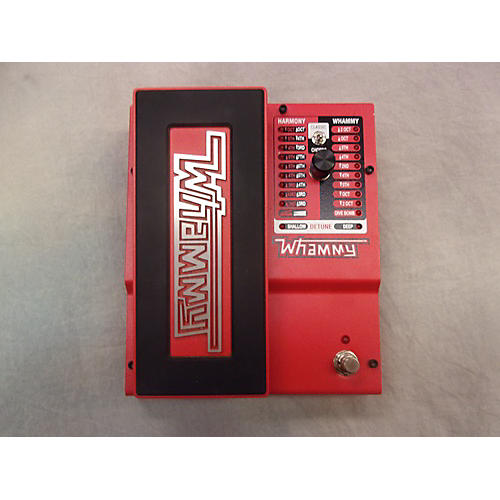 Digitech Whammy Pitch Shifting Effect Pedal-thumbnail