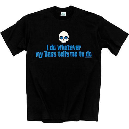 Musician's Friend Whatever Bass T-Shirt-thumbnail