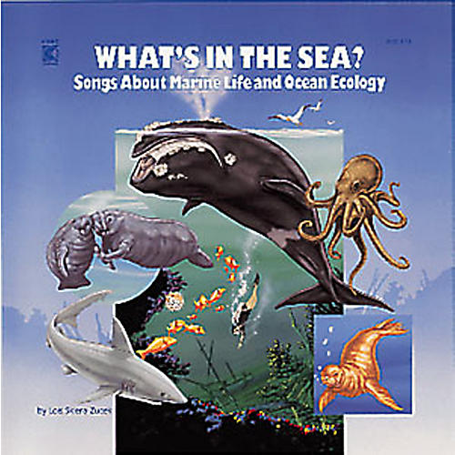 Kimbo What's In The Sea? CD/Guide