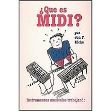 Hal Leonard What's MIDI?/Que Es MIDI?