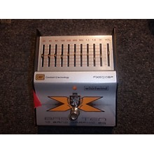 Whirlwind Whirlwind FXEQ10BP Equalizer Pedal