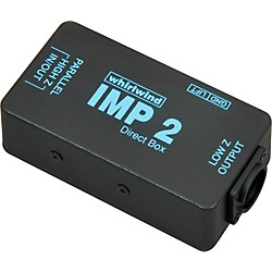 Whirlwind IMP 2 Standard Direct Box (IMP-2)