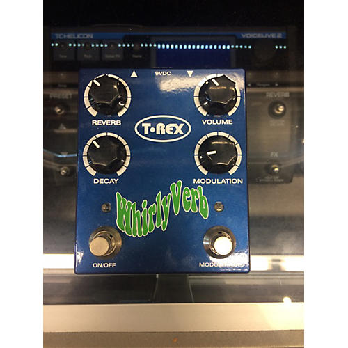 T-Rex Engineering Whirlyverb Effect Pedal