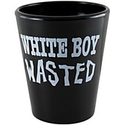 C&D Visionary White Boy Wasted Shot Glass